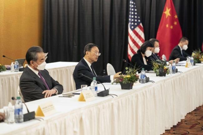 安克雷奇对话后,中国大气表现赢得海外网友点赞
