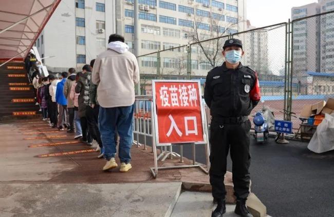首批!北京交大学生疫苗接种开启!