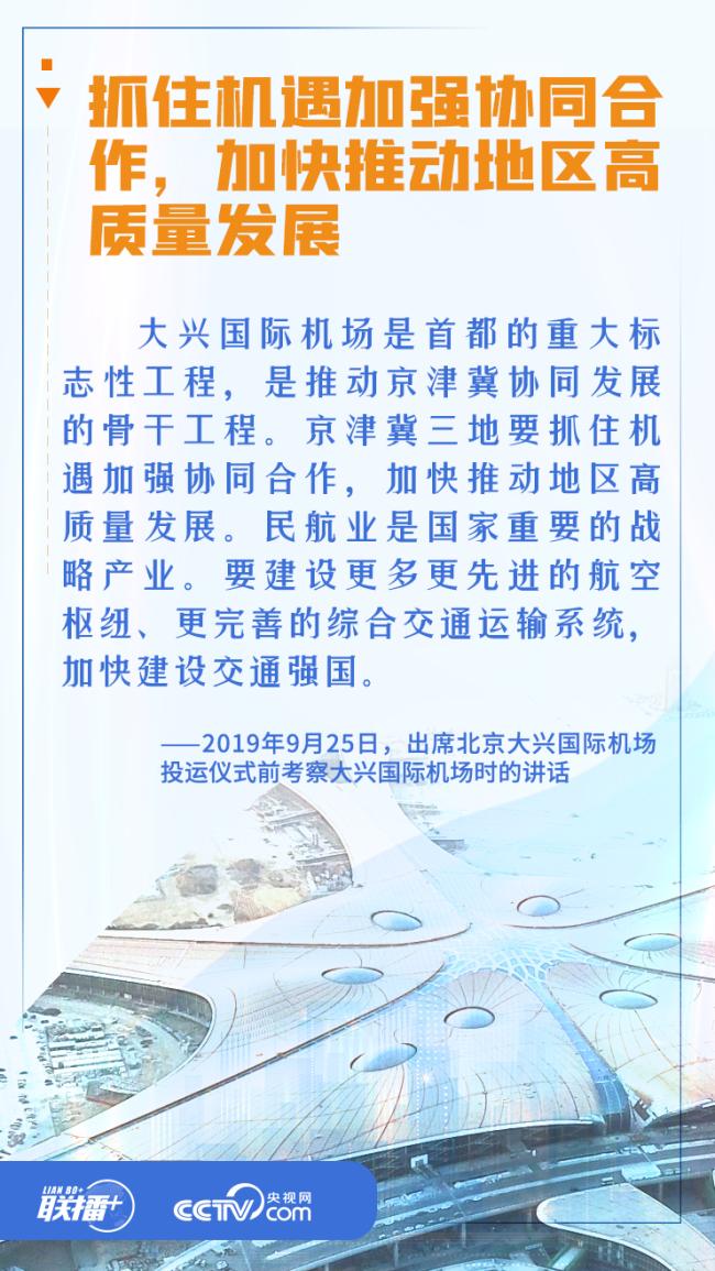 联播+丨习近平指引京津冀走高质量发展之路