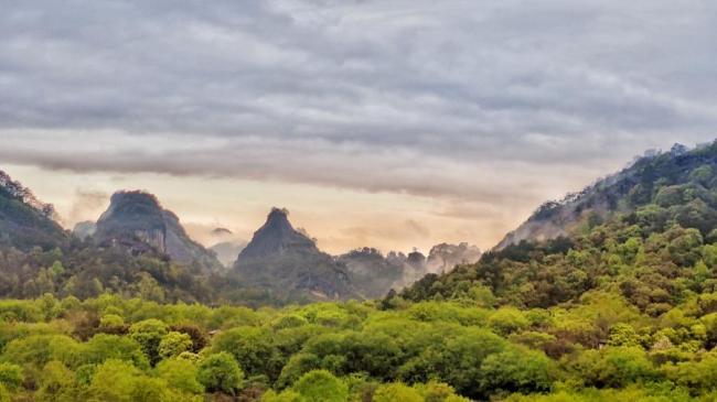 第一观察 | 习近平福建行,第一站为何看山?(内附珍贵老照片)