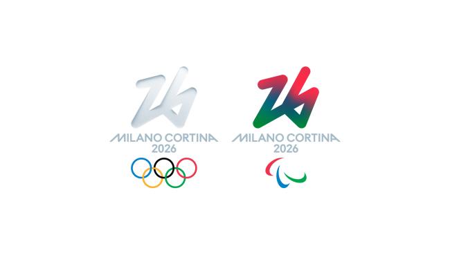 2026米兰冬奥会徽正式发布 历史首次公众投票决策