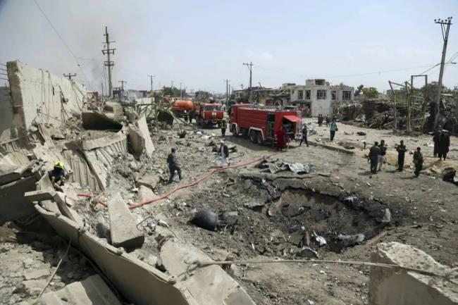 阿富汗战争已近20年,下个月美国会如约离开吗?
