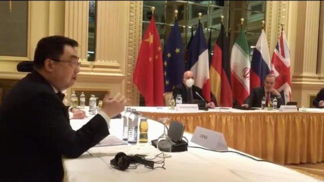 中国代表:美方理应取消所有对伊朗非法制裁