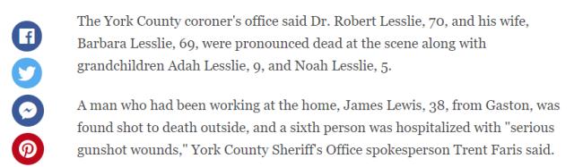 美国前职业橄榄球员枪杀5人后自杀