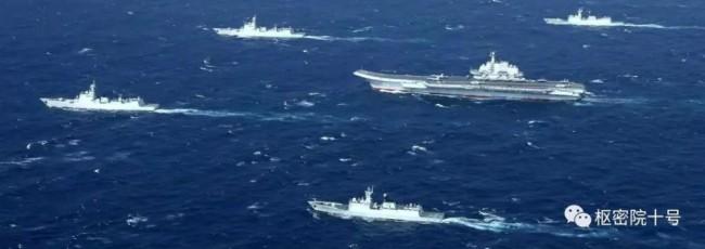 美舰跟踪监视辽宁舰 国台办回应:台海局势复杂严峻