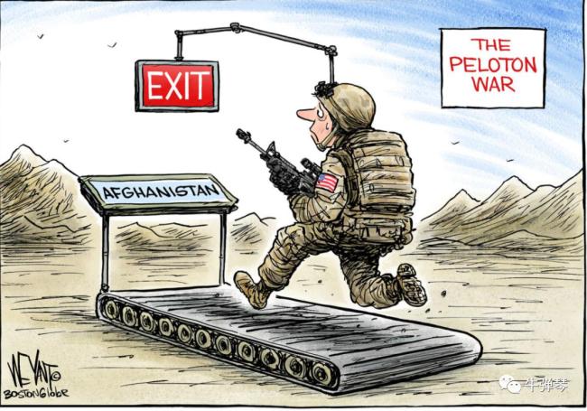 这场改变世界的战争,美国就这样输了!