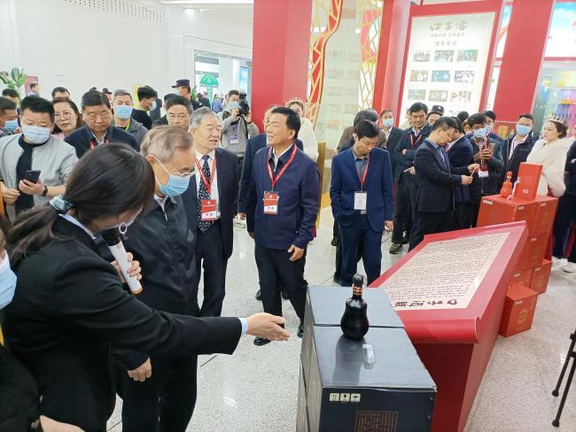 2021淮北食品工业博览会今日盛大开幕