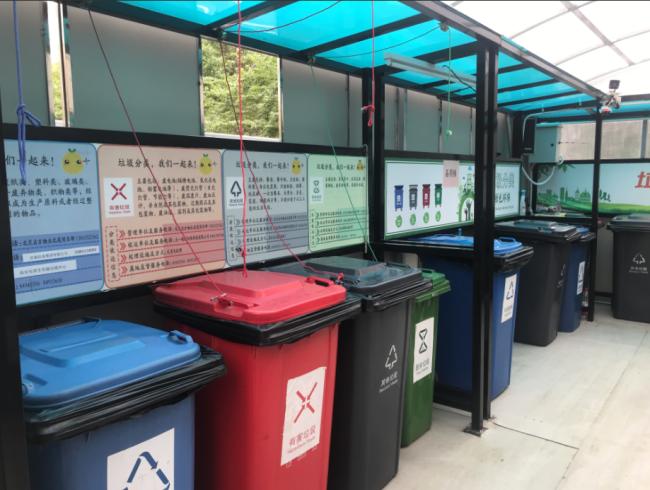 垃圾分类参与率和准确投放率均达到95%,这个小区如何做到的