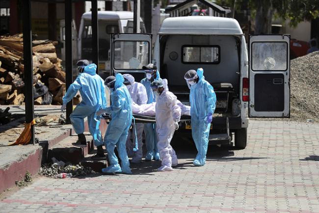 白宫:美国将提供医疗资源帮助印度控制新冠疫情