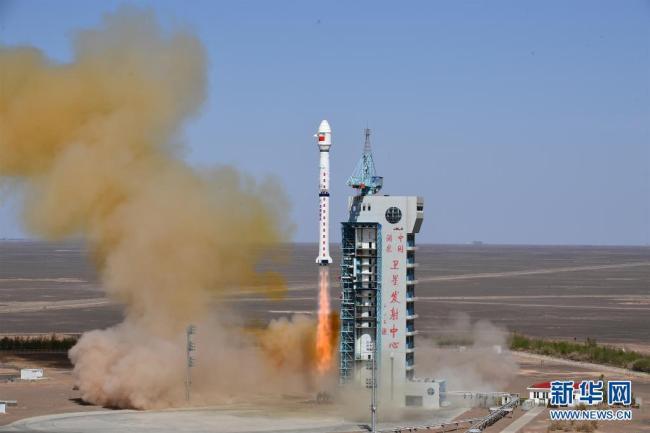我国成功发射遥感三十四号卫星