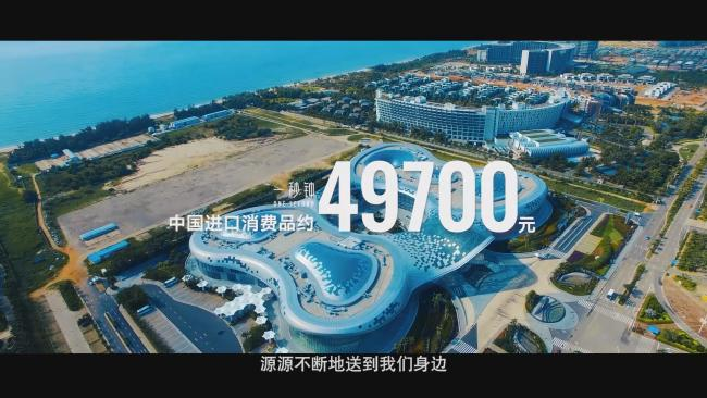 中国国际消费品博览会| 中国消费大市场,每一秒都不容错过!