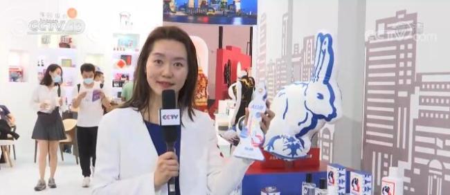 """相约消博会   融入中国传统文化 老品牌打造国货""""新时尚"""""""