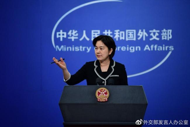 """美议员提议增加特工调查""""中国间谍"""" 中方回应"""
