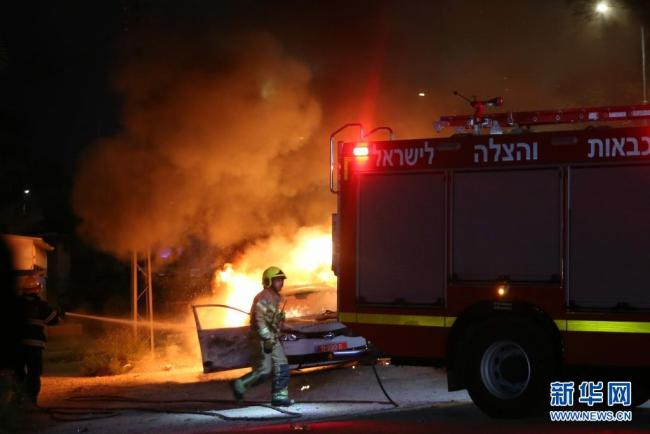 以色列宣布中部城市卢德进入紧急状态