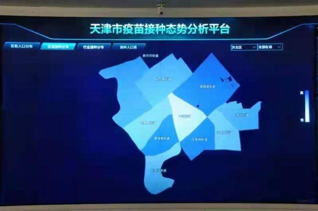 """【众智成城】""""城市大脑""""让天津城市治理更""""智慧"""""""