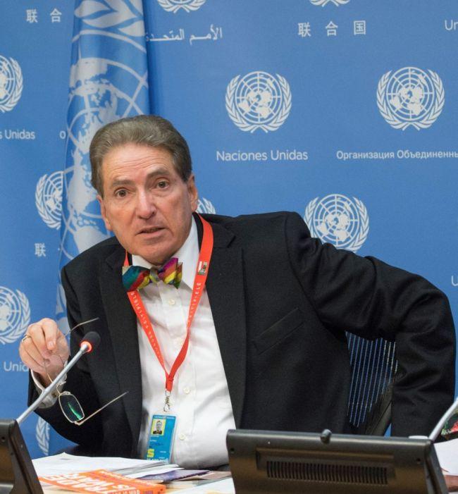 """全球连线   前联合国专家:美国对中国新疆所谓""""种族灭绝""""的指控纯属无稽之谈"""