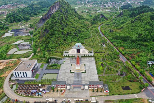 新思想引领新征程·红色足迹丨湘江永远记得——习近平总书记到过的红色圣地之广西篇