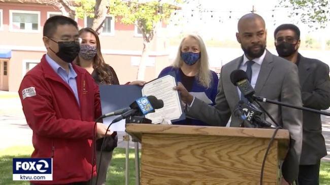 美国加州一市长就历史上排华行为致歉,称全美首次
