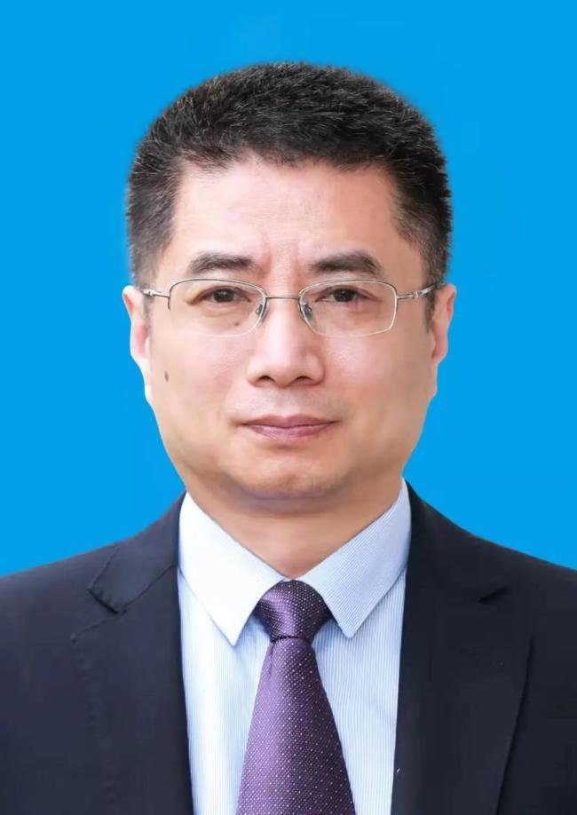 徐鸿任江西省新余市人民政府市长