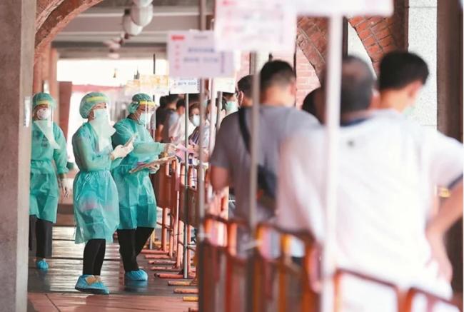 台湾延长三级警戒至6月14日 学校停课同步延长