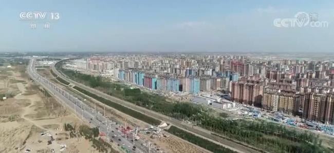 """雄安新区""""四纵三横""""对外高速公路骨干路网形成 与京津冀实现快速联通"""
