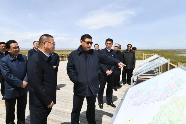镜观·领航 大美青海:坚定筑牢国家生态安全屏障