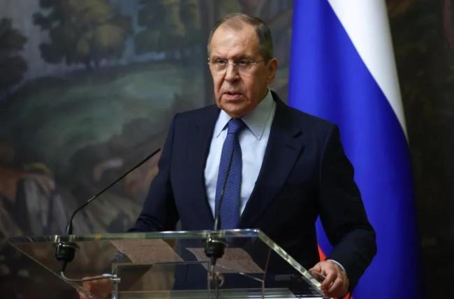 ▲俄罗斯外交部长宣布,俄罗斯将驱逐10名美国驻俄外交人员,以回应美方日前对俄实施的新制裁。