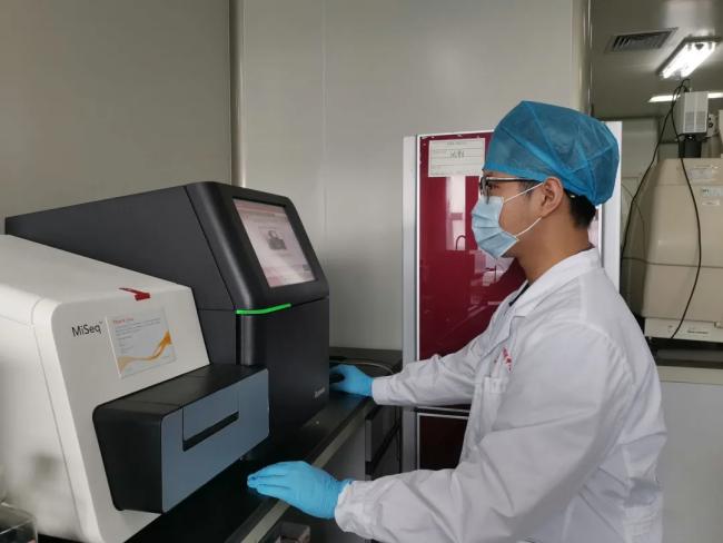 广西南宁发现首例输入性新冠病毒印度发现的突变株