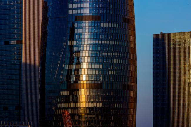三环里新城看丽泽|日出丽泽 如此蓬勃
