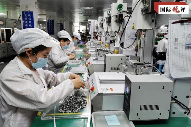 """国际锐评丨中国经济将继续成为世界经济的""""火车头"""""""