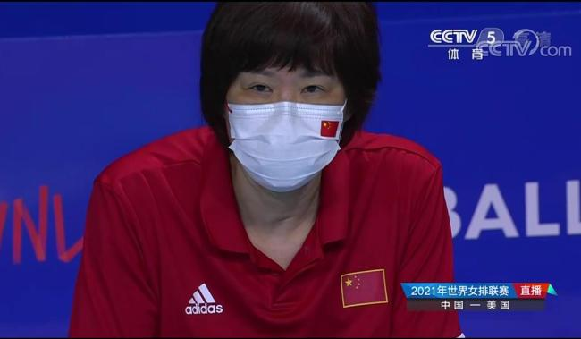 3比0完胜美国队 中国女排以胜利结束世界联赛之旅
