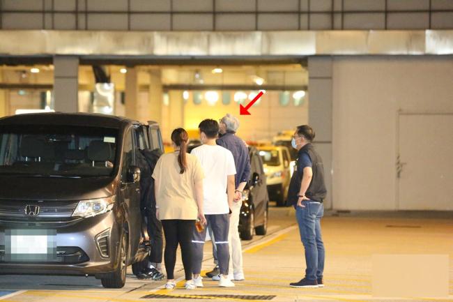 《苹果日报》主笔冯伟光在机场被捕 正准备飞英国