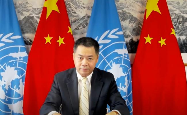 中国代表在联合国连续出击 要求全面调查美加罪行