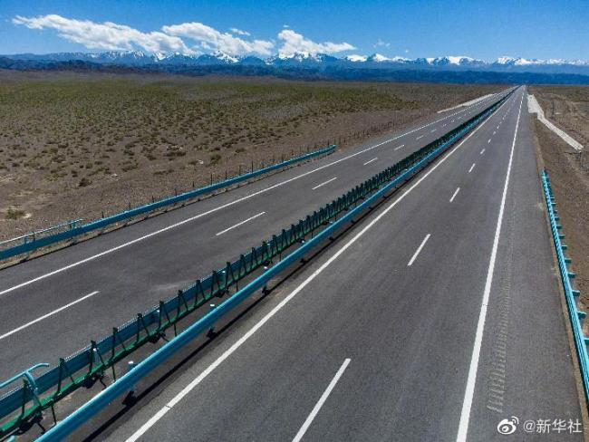 京新高速全线建成通车