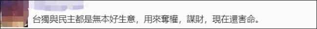 """民进党""""头号军师"""":搞""""台独""""美国根本不赞成"""