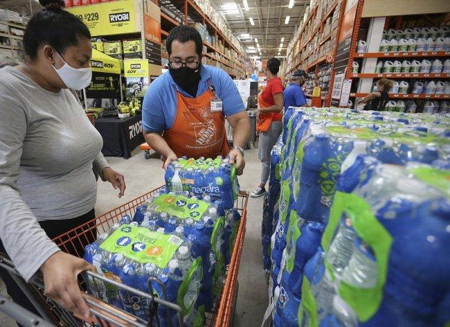 美国批准佛罗里达州因热带风暴进入紧急状态