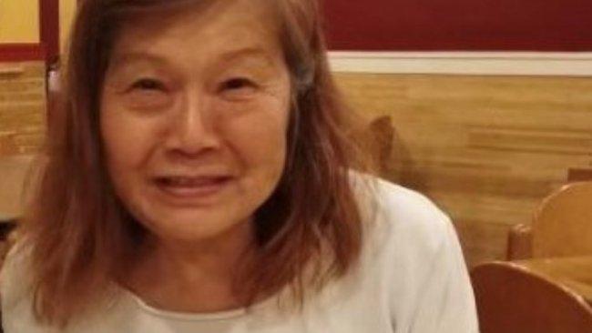 美国72岁华裔女子失踪超1个月 警方称发现嫌疑人