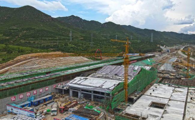 助力北京冬奥会!这条铁路年底开通