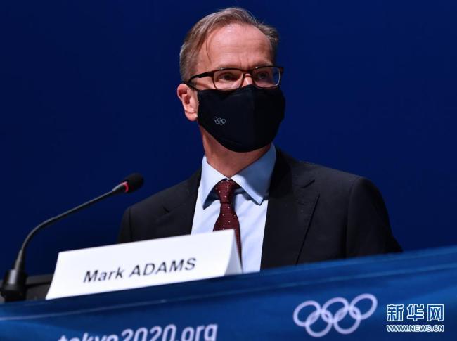 国际奥委会执委会举行新闻发布会