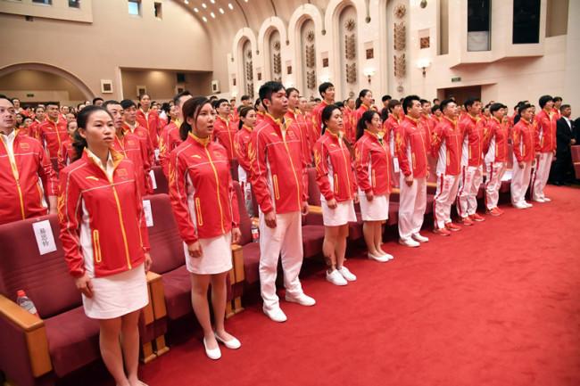 定了!东京奥运开幕式中国代表团将第111个出场
