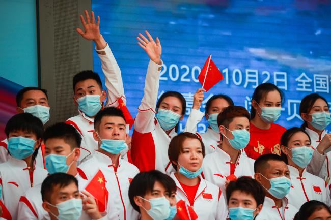 中国奥运代表团首次聘用外部律师 反击体育仲裁