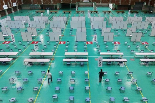 台湾新增16例本土新冠病例新增5例死亡病例