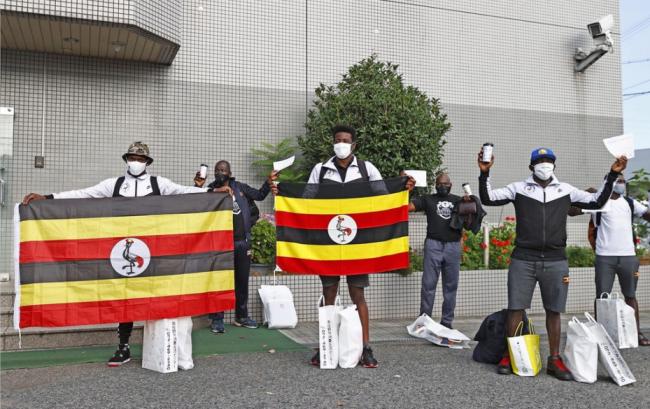 失踪乌干达奥运选手21日回国此前本想提交难民申请