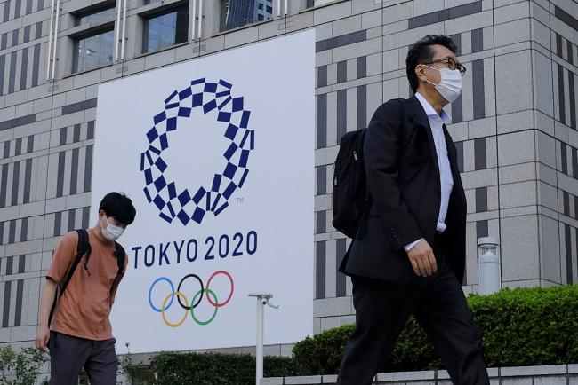 东京奥运村一天内4人确诊新冠