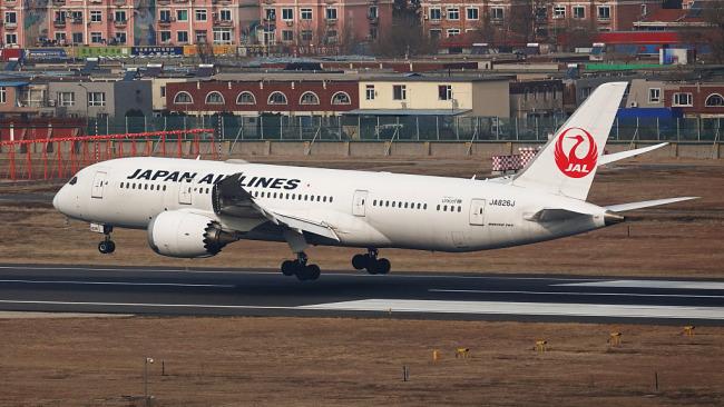 日本航空国内线发生系统故障旅客一度无法办理登机