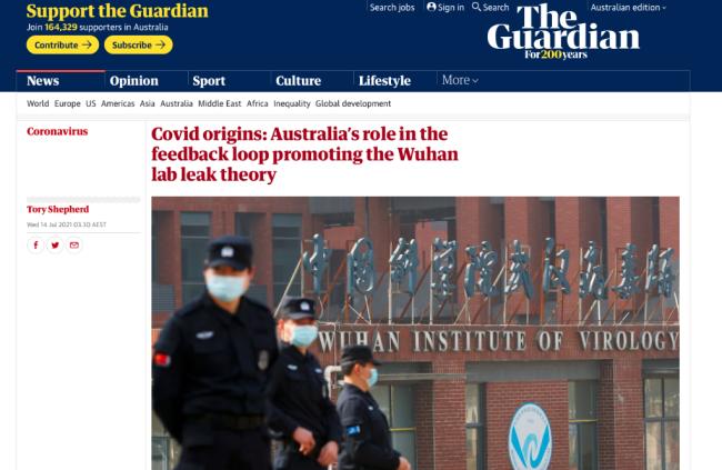 起底无良澳媒记者:勾结美国右翼,炒作阴谋论抹黑中国