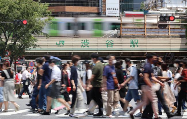日本日增新冠确诊病例首次过万连续2天达最大增幅