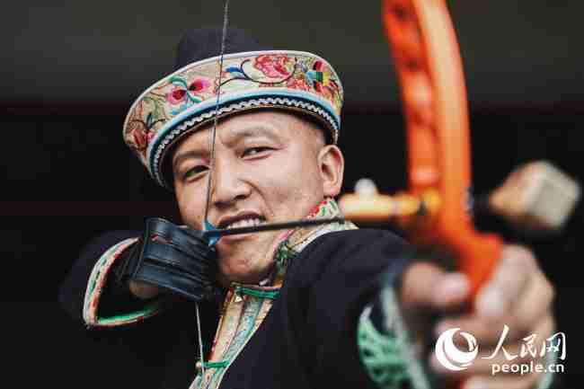 """【石榴花开 籽籽同心】西藏非遗工布响箭:穿越历史的""""毕秀"""""""