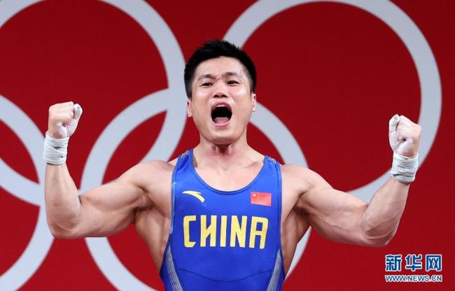 东京奥运会|中国军团今日名场面