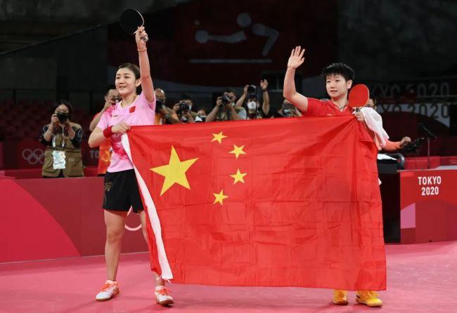 中国奥运军团名场面,收藏!